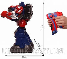 Набор роботов боксеров Bambi FightRobot, 21 см, KD-8813, фото 2