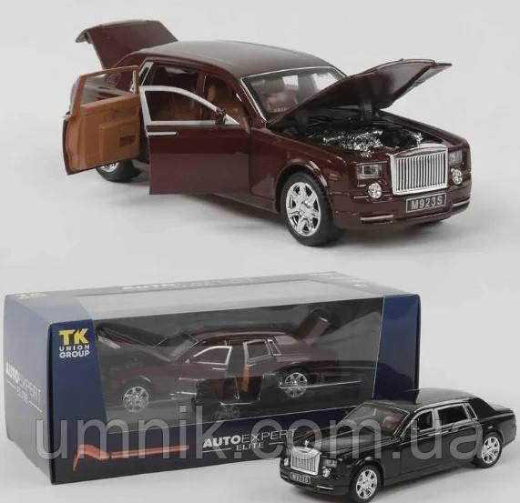 Машина металева Auto Expert, звук, світло, ТК Group, EL 2566