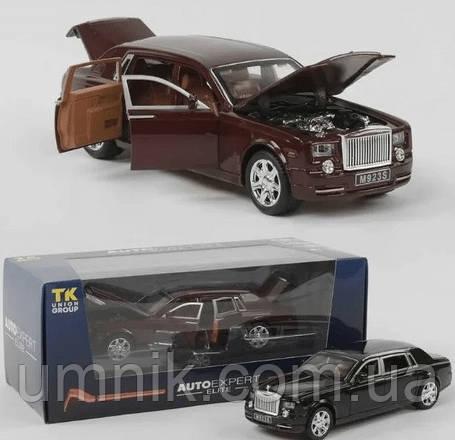 Машина металева Auto Expert, звук, світло, ТК Group, EL 2566, фото 2
