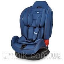 Автокресло детское EL CAMINO, TALISMAN, 0-25 кг, синее, ME 1065 Blue