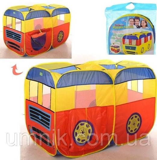 """Дитячий ігровий намет """"Автобус"""", M3747"""