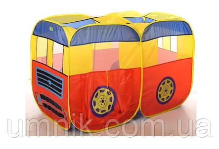 """Дитячий ігровий намет """"Автобус"""", M3747, фото 2"""