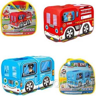 """Детская игровая палатка """"Автобус"""", M5783, фото 2"""