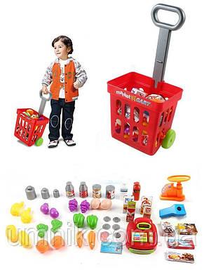 Детский игровой Магазин, прилавок продуктового магазина, 661-80, фото 2