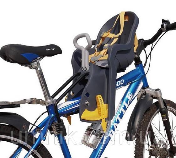 Детское велокресло TILLY,  до 15 кг, T-811
