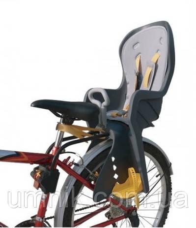 Велосипед дитячий двоколісний EXPLORER T-220113-GREEN, 20 дюймів, жовтий