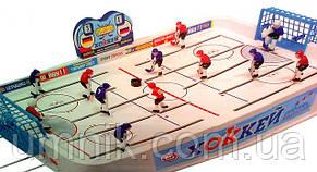 """Детский игровой набор Хоккей """"Евро-лига чемпионов"""", 87*42*18 см, 0704, фото 2"""