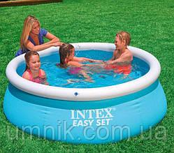 Наливной бассейн Intex Easy Set Pool 28101 NP, 183*51см
