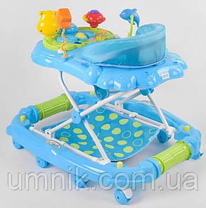 Детская каталка-ходунки, интерактивные, музыкальные, с игровой панелью, JOY, CP-12388, фото 2