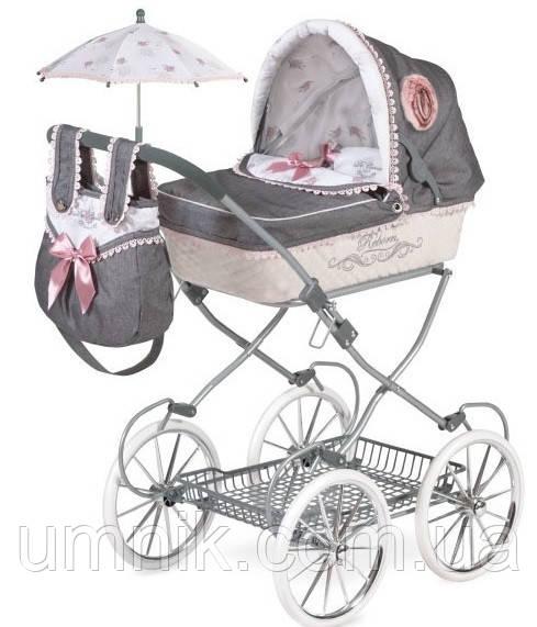 Коляска для кукол с сумкой и зонтиком  DeCuevas, 81*68*42 см, 81031