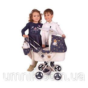 Коляска для ляльок з сумкою і парасолькою DeCuevas, 65*38*60 см, 85032, фото 2