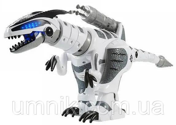 Радіокерований інтерактивний Робот-динозавр, Пультовод, світлові і звукові ефекти, ZYB-B2855