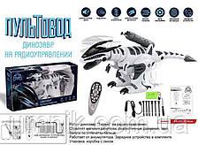 Радіокерований інтерактивний Робот-динозавр, Пультовод, світлові і звукові ефекти, ZYB-B2855, фото 2