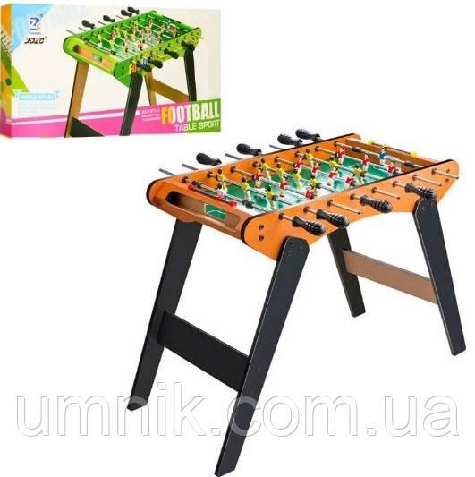 Дитячий ігровий Футбол, дерев'яний, на ніжках, 73,5*36*60 см, 1073+1