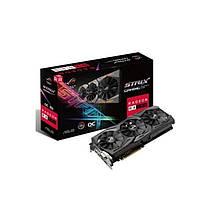 AMD Radeon RX 580 8Gb GDDR5 ROG Strix Asus (ROG-STRIX-RX580-O8G-GAMING)