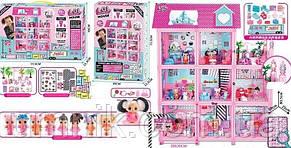 """Ляльковий будиночок """"ЛОЛ Великий Замок"""", набір з капсулами, ляльками, 60*50 см, k5627, фото 2"""