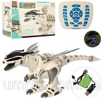 Радиоуправляемый интерактивный Робот-динозавр, световые и звуковые эффекты, 67 см, 8008, фото 2