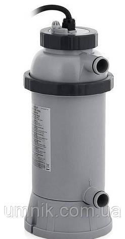 Електричний нагрівач для басейнів, 1500 л/год, Intex 28684, фото 2