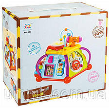 """Багатофункціональна розвиваюча музична іграшка """"Мультибокс"""", 806, фото 3"""