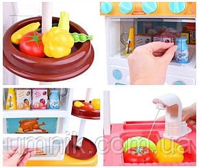 Дитяча ігрова кухня, Limo Toy, 72*52*24 см, 889-181, фото 3