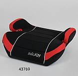 Бустер автомобильный JOY  ,вес ребенка 15-36 кг, фото 3