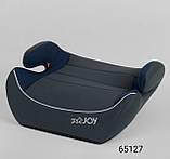 Бустер автомобільний JOY ,вага дитини 15-36 кг, фото 2