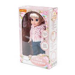 """Интерактивная кукла на радиоуправлении говорящая """"Кристина"""" (37 см), Polesie"""