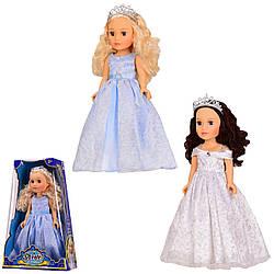 Говорящая кукла, 2 вида,озвучена на укр.яз., 45 см