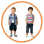 Одяг для хлопчиків