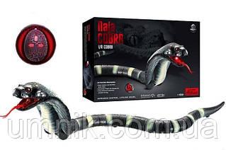 Змея кобра на радиоуправлении, пульт, USB зарядка, 44*8*7 см, 8808A-B