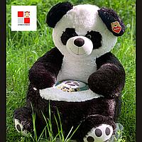 Мягкое детское кресло мишка Панда, кресло игрушка мягкое ВИДЕО ОБЗОР
