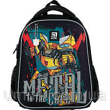 Рюкзак школьный каркасный Kite Education Transformers TF21-555S, фото 2