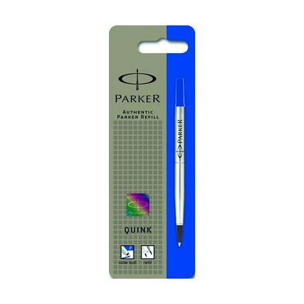 Стержень Parker капилярный синий 1 шт, фото 2