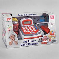 Кассовый аппарат 2815 N (12) калькулятор, продукты, звук, свет, на бат-ке, в кор-ке