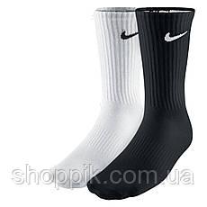 Чоловічі шкарпетки Nike 3 пари Високі спортивні шкарпетки, фото 2