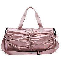 Спортивная сумка женская для фитнеса с отделением для обуви (модель 210)