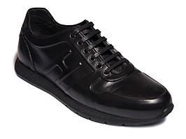 Туфли BOSS VICTORI 44 Черные A215-D31-SW3-Z272-44, КОД: 775047