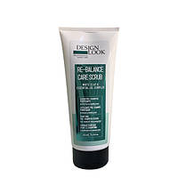 Пілінг для шкіри голови Design Look Re-Balance Care Scrub 200 мл
