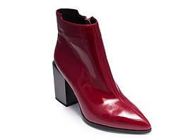 Ботинки BROCOLY 70137-D2-H1307 35 Красные, КОД: 1637141