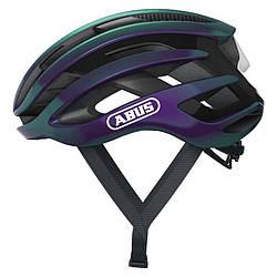 Шолом велосипедний ABUS AIRBREAKER S 51-55 Flipflop Purple 875120, КОД: 1913869