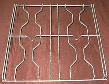Решітка фігурна на газові 4х-конфорочні плити(оцинкована)