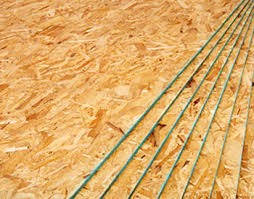 Влагостойкие древесные плиты