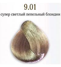 КРЕМ-КРАСКА COLORIANNE CLASSIC № 9.01 (супер светлый пепельный блондин)