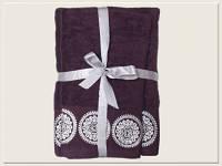 Набор махровых полотенец ТМ Novita (2 шт)