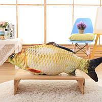 Декоративна подушка - риба 75 см №1330
