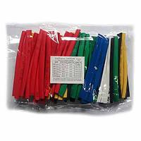 Набір термозбіжних трубок (термоусадок) з 80 шт. довжиною 10 см