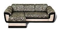 Диван угловой Премьер (3 подушки)