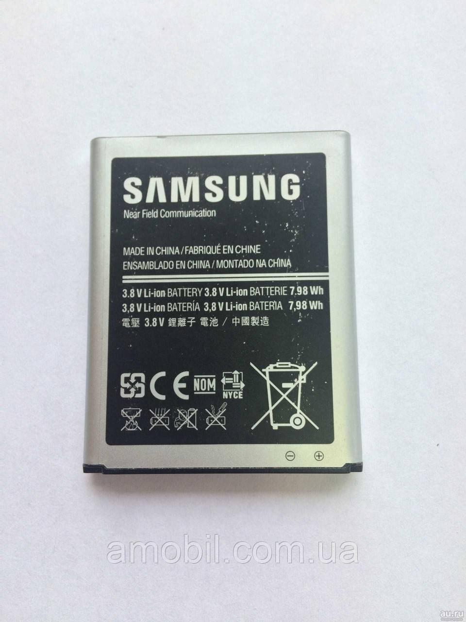 Аккумулятор Samsung S3 EB-L1G6LLU i9300 i9080 i9082 orig б.у