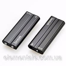 Мини диктофон Savetek 500 8 ГБ Черный