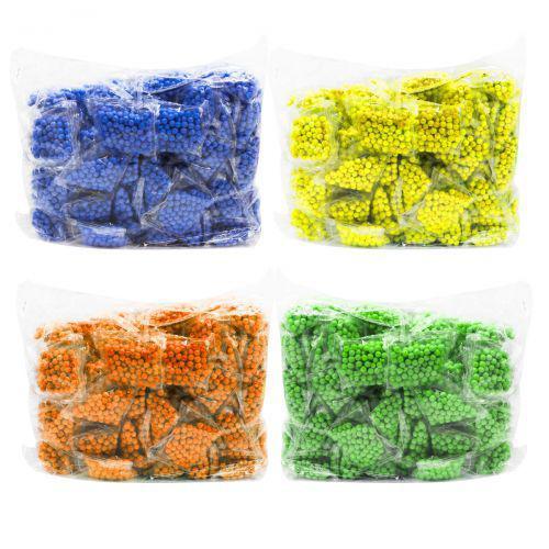 Пульки для детского оружия 1-155,  Ø6мм
